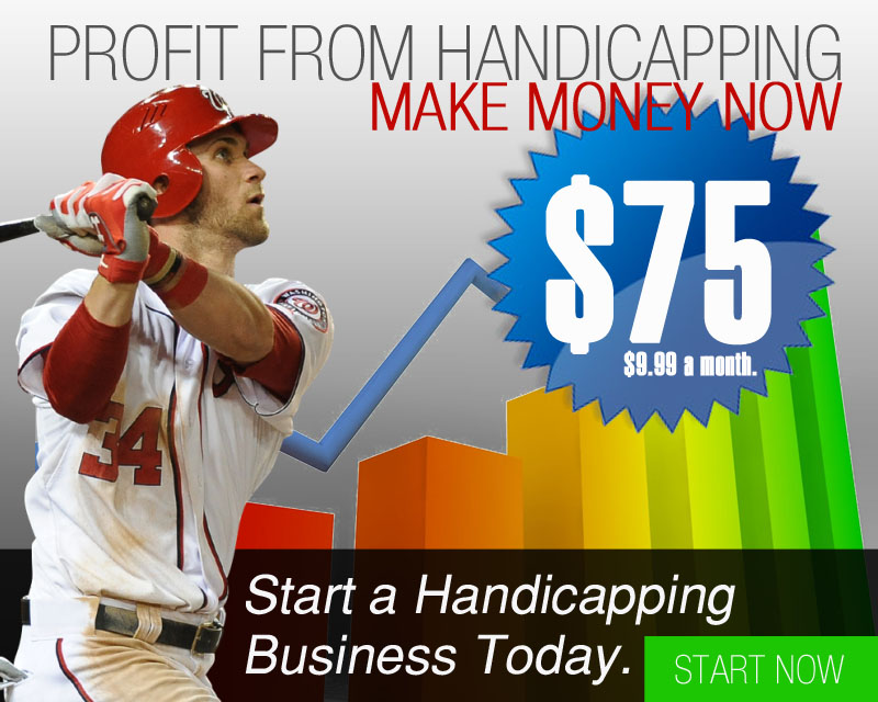 Monthly Handicapping Website