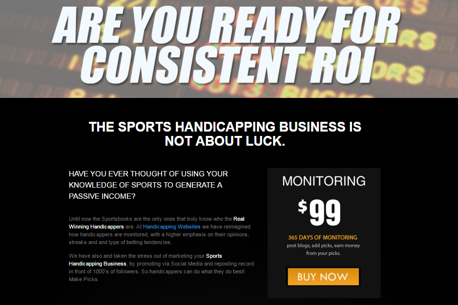 Sports Monitor Business