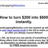 Sports bettors email marketing list