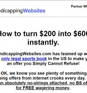 Sports bettors email marketing list