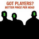 Price Per Head Website